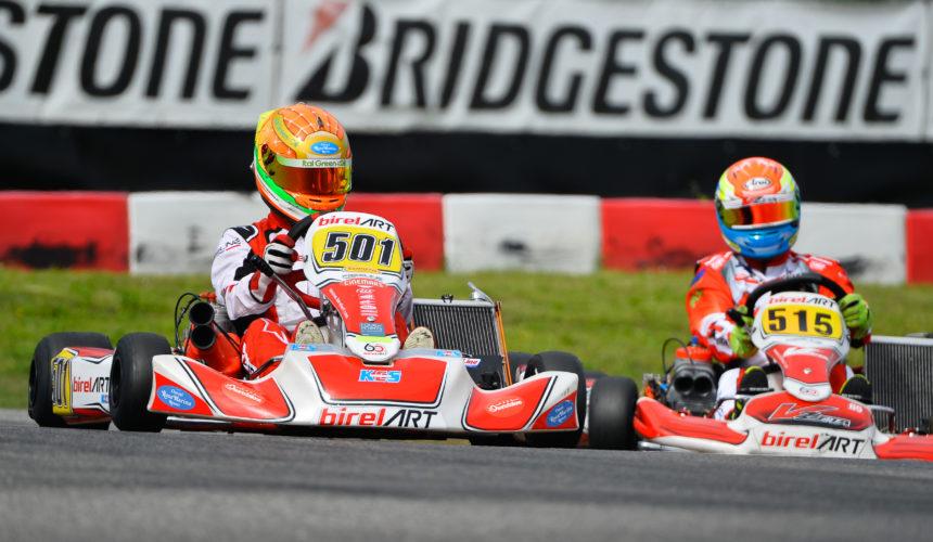"Leonardo Marseglia wins the 4th ""South Garda Karting"" Trophy"