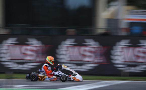 Leonardo Marseglia partecipa al primo round di Sarno