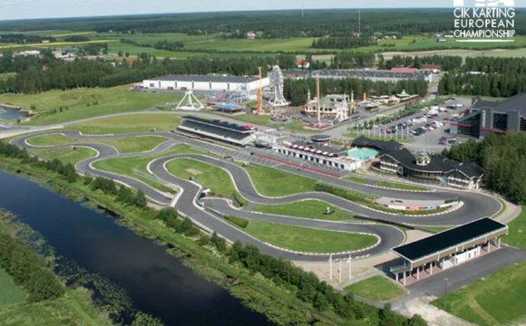 Alahärmä (FIN) – CIK-FIA European Junior Championship rd.4