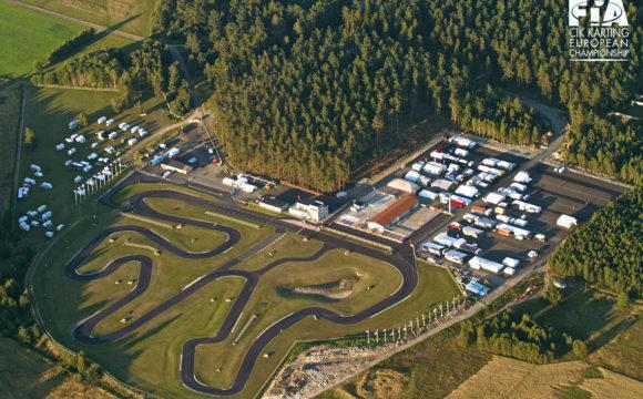 Kristianstad (S) – CIK-FIA European Junior Championship rd.5