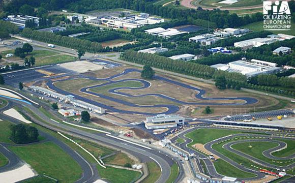 Le Mans (F) – CIK-FIA European Junior Championship rd.3