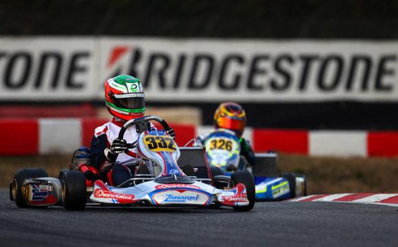 Leonardo Marseglia conquista il terzo posto alla Winter Cup