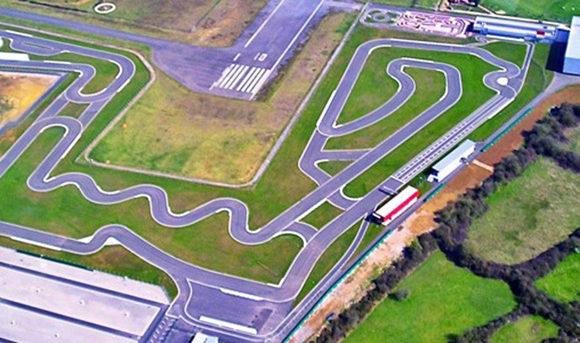 La Morgal (E) – CIK-FIA European Junior Championship rd.2