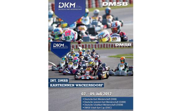 Deutsche Junioren Kart Meisterschaft rd.3 – Wackersdorf (D), 09/07/17