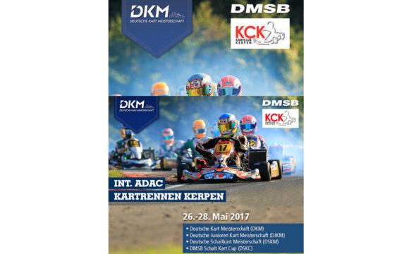Deutsche Junioren Kart Meisterschaft rd.3 – Kerpen (D), 28/05/17
