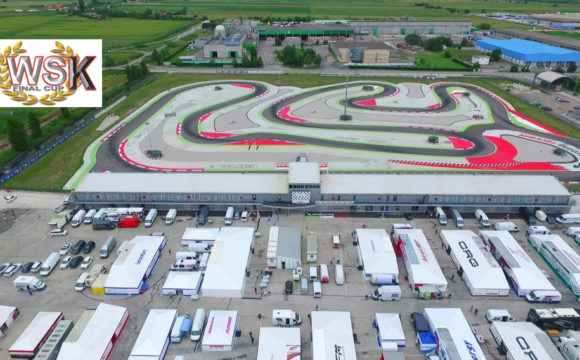 Adria (RO) – WSK Final Cup Rd. 1