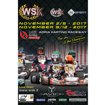 WSK Final Cup – Adria (I), 02-12/10/17