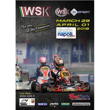 WSK Super Master Series – Sarno (I), 1/4/2018