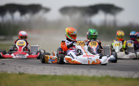 Leonardo Marseglia turns 38th place in qualifying into a top ten result