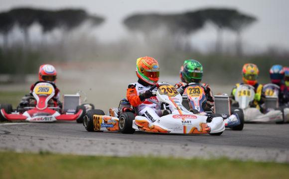Leonardo Marseglia trasforma un 38esimo posto in qualifica in un arrivo in top ten