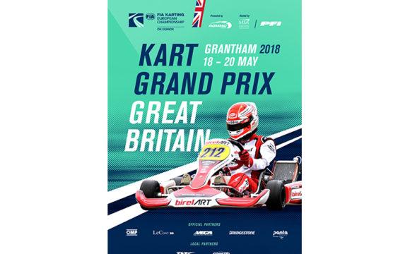 PFI (GB) – CIK-FIA European Championship, 2nd round