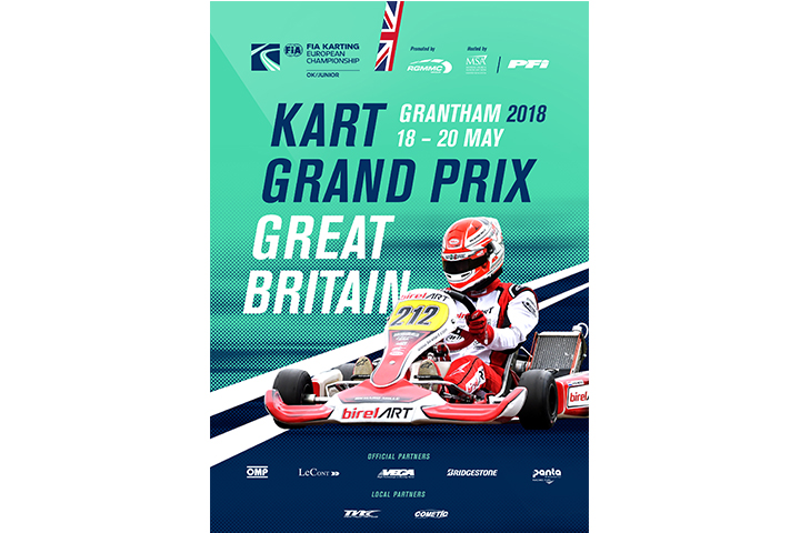 PFI (UK) – CIK-FIA European Championship, 2nd round