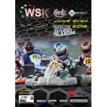 WSK Open Cup – Lonato (I), 24/6/2018