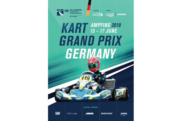 Ampfing (GER) – CIK-FIA European Championship, 3rd round