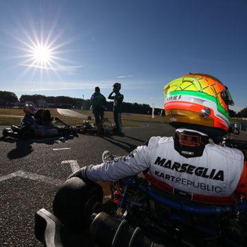 Un guasto al motore impedisce a Leonardo Marseglia di portare a casa un buon risultato ad Essay