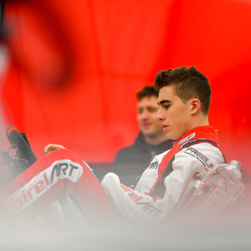 Leonardo Marseglia debutta con BirelART alla Winter Cup