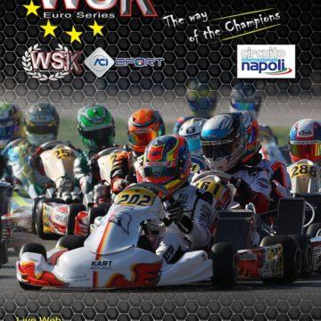 WSK Euro Series – Sarno (ITA) 31/03/2019