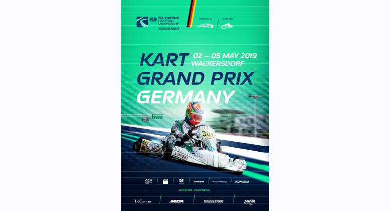 FIA Karting KZ2 – Wackersdorf (DE), 05/05/2019