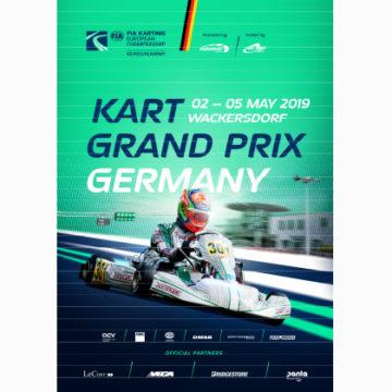 FIA Karting KZ2 – Wackersdorf (GER), 05/05/2019