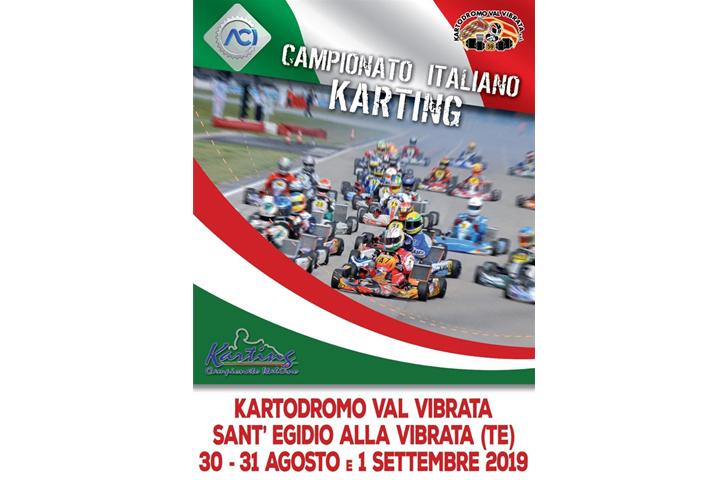 ACI Karting – Val Vibrata (Italia), 1/09/2019