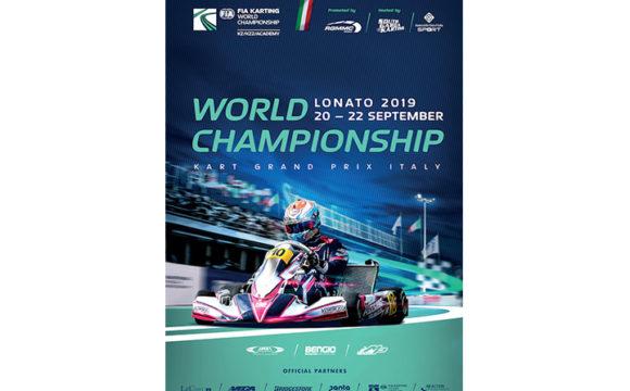 FIA Karting KZ2 World Championship – Lonato (Italy), 22/09/2019
