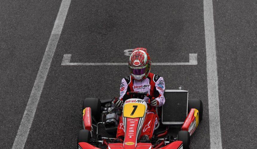 WSK Euro Series – South Garda Karting (Italy)