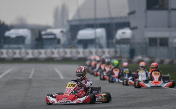 A challenging and competitive 2020 for Leonardo Marseglia