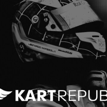 Leonardo Marseglia with Kart Republic for the 2021 KZ2 season