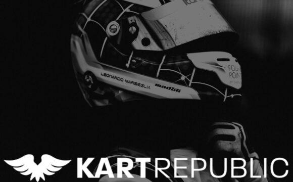 Leonardo Marseglia with Kart Republic for the 2021 KZ2 season