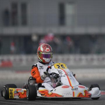 Marseglia prosegue il suo inizio di stagione all'Adria Raceway
