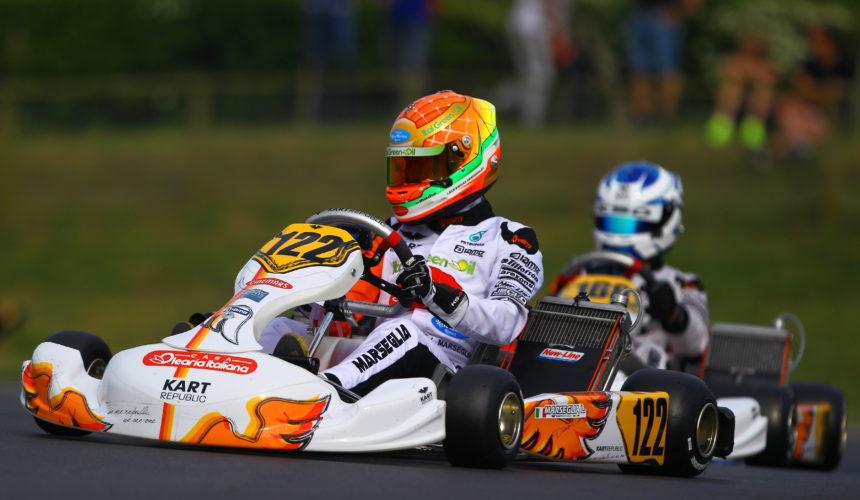 Leonardo Marseglia sets to take part in CIK-FIA event in Ampfing