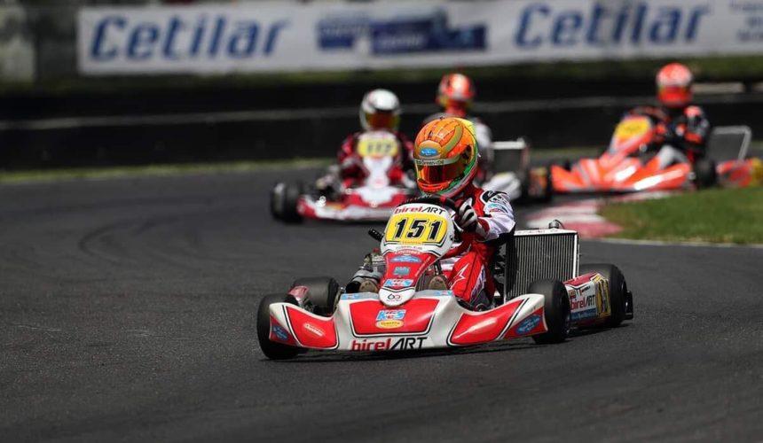 Leonardo Marseglia grabs 2nd in Siena
