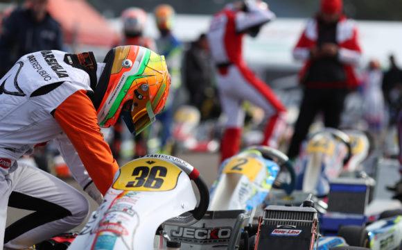 Leonardo Marseglia concluded a positive World Championship in Kristianstad