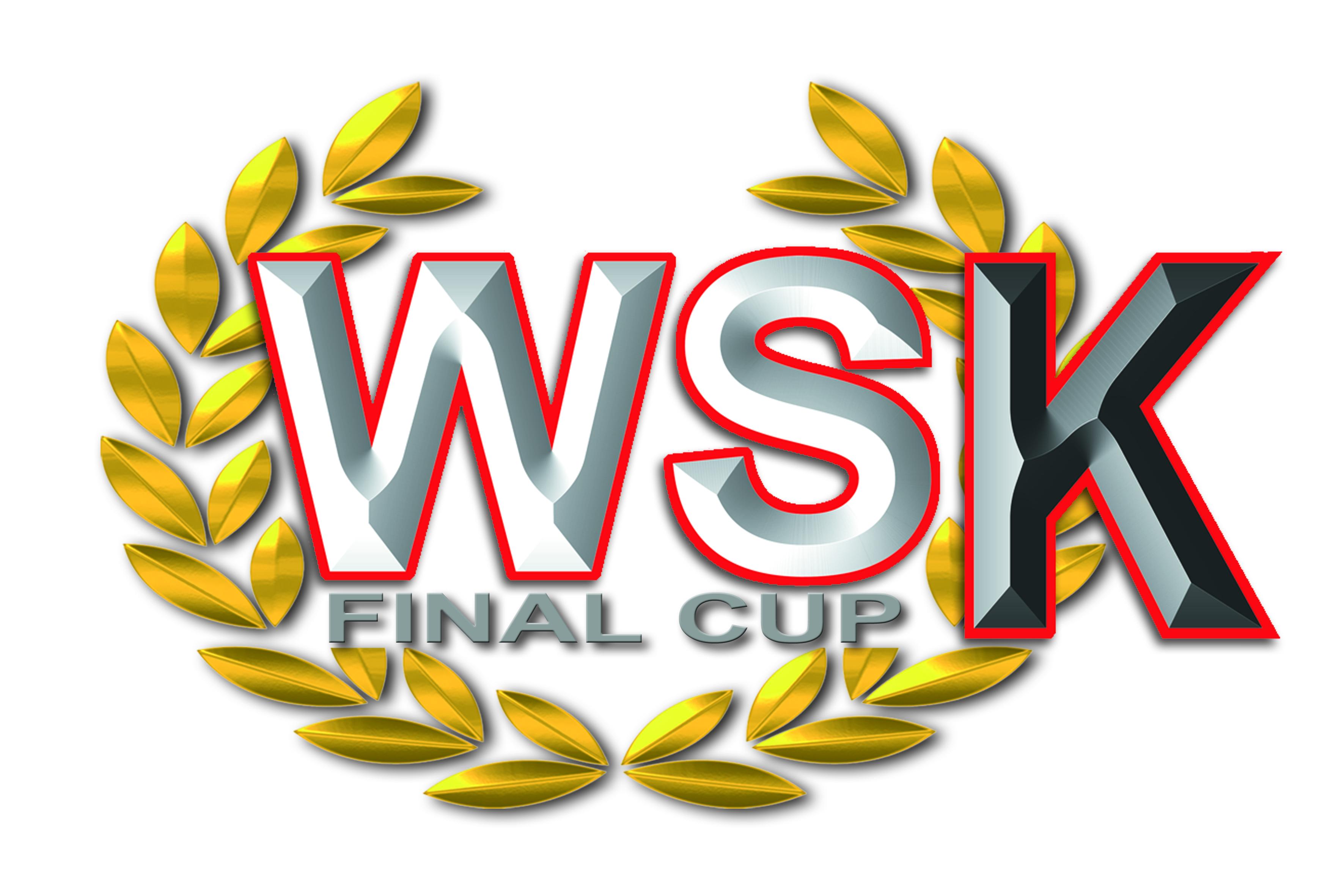 WSK Final Cup website