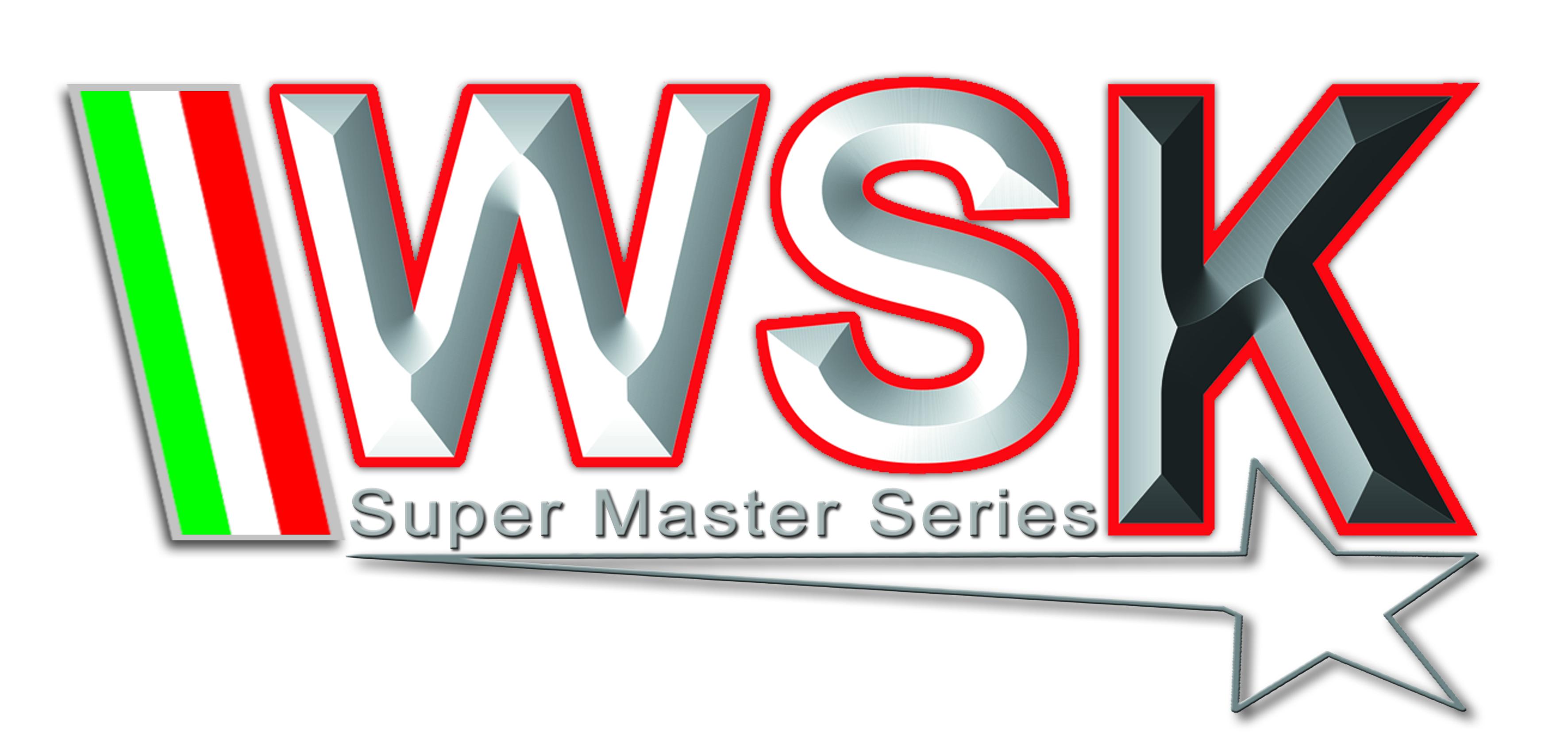 WSK Super Master Series website