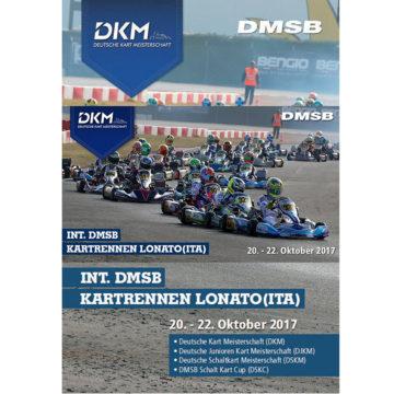 Deutsche Kart Meisterschaft rd.5 – Lonato (I), 22/10/17