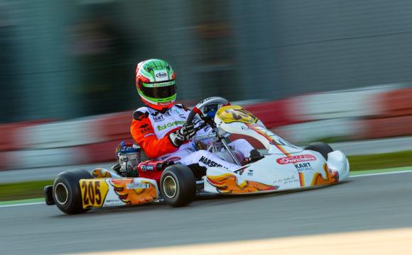 Leonardo Marseglia heads to Lonato for the 23rd Winter Cup