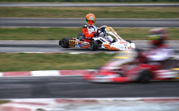 Difficult weekend for Leonardo Marseglia at La Conca