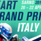 Sarno (SA) – CIK-FIA European championship, 1st round