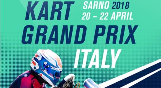 Sarno (I) – CIK-FIA European Championship, 1st round