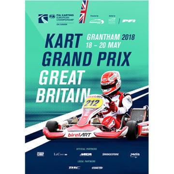 CIK-FIA European Championship – PFI (UK), 20/5/2018