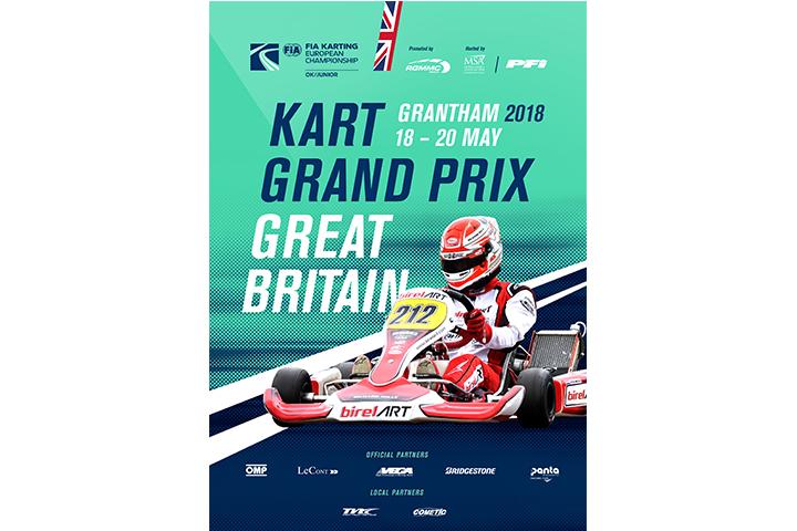PFI (UK) – CIK-FIA European Championship, 2nd round