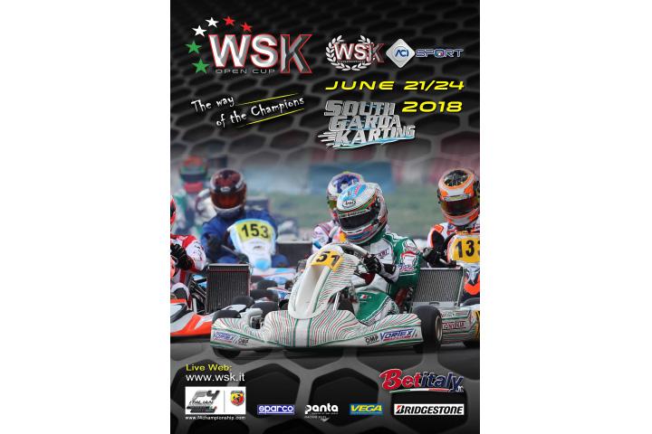 Lonato (BS) – WSK Open Cup