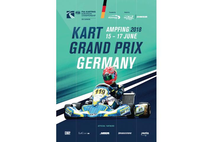 Ampfing (D) – CIK-FIA European Championship, 3rd round