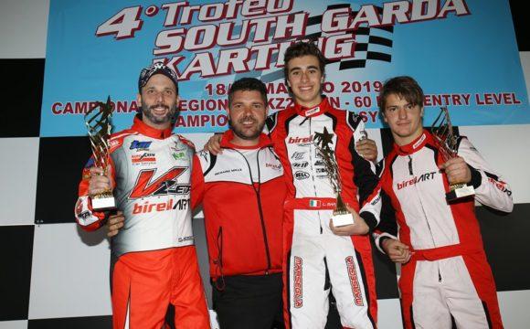 Leonardo Marseglia wins in Lonato