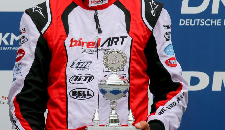 Leonardo Marseglia takes home a double podium in Kerpen