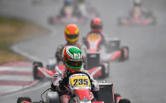 Second positive weekend for Leonardo Marseglia