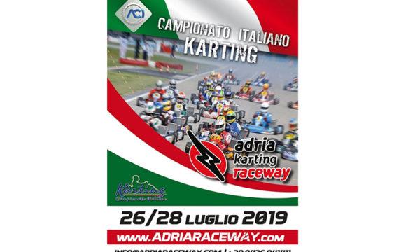ACI Karting – Adria (Italy), 28/07/2019