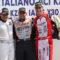 Leonardo Marseglia sul podio a Val Vibrata