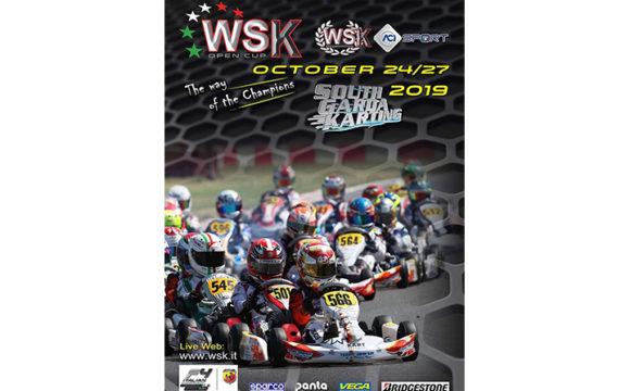 WSK Open Cup KZ2 – Lonato (Italy), 27\10\2019